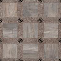 Керамогранит CERSANIT Bergamo коричневый 420x420 C-BE4R112D