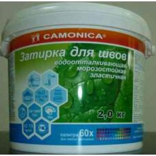 Затирка Camonica бежевый 2 кг