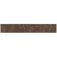 Бордюр COLISEUMGRES Сардиния Загара коричневый 450х72