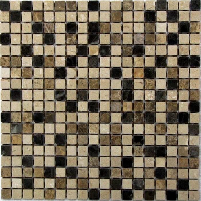 Мозаика из натурального камня Turin 15 305х305
