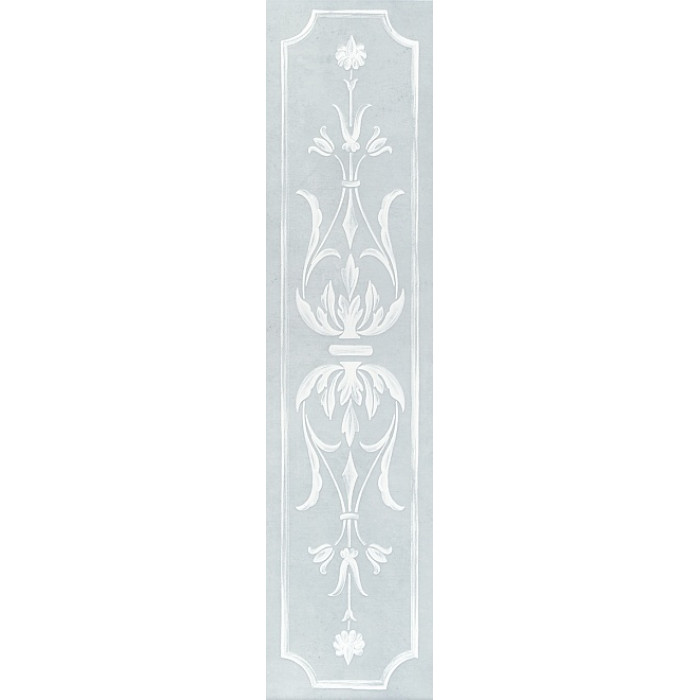 Бордюр KERAMA MARAZZI КАПОДИМОНТЕ голубой 600х145 STG\A383\11098
