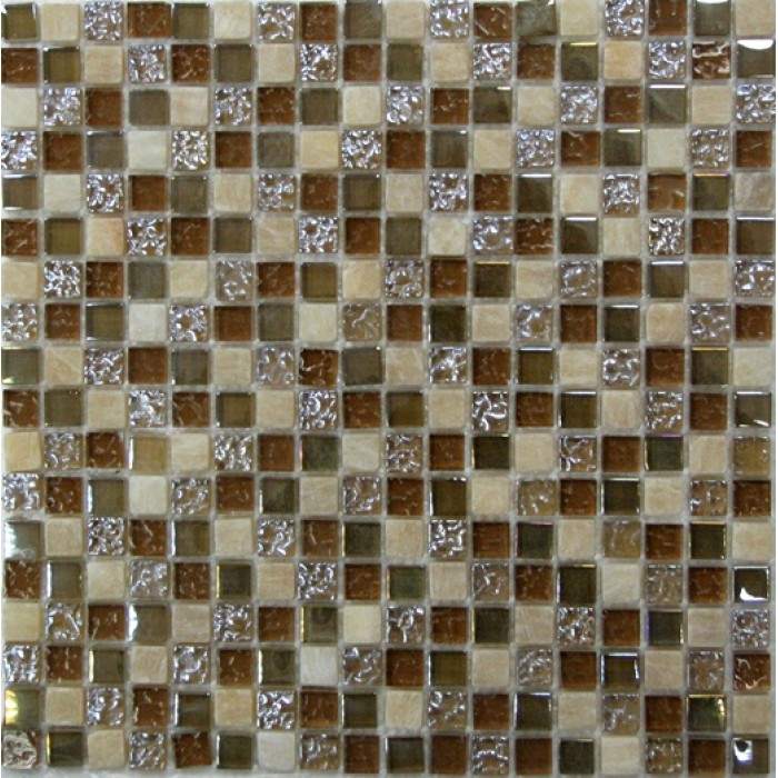 Стеклянная мозаика Glass Stone 1 300х300