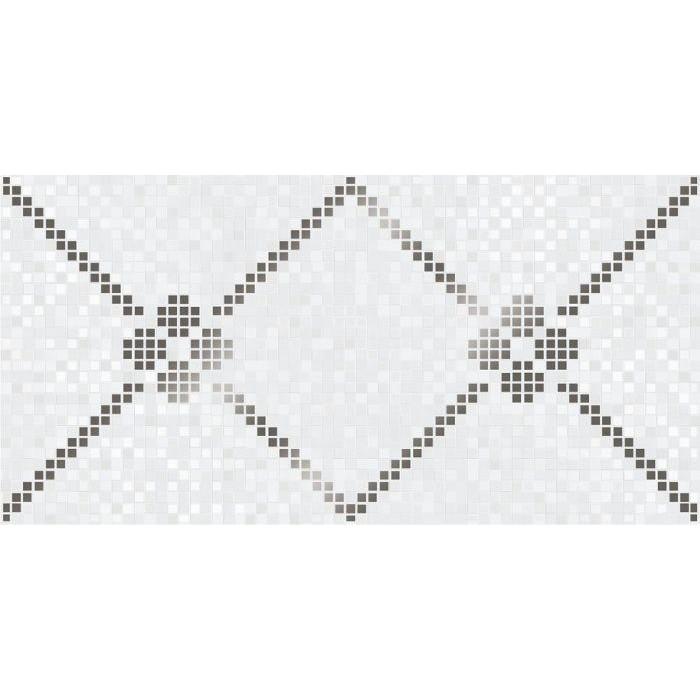 Плитка KERLIFE Pixel декор 630х315 Blanco