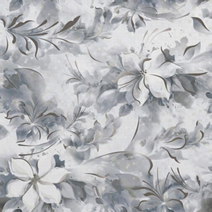 Плитка KERLIFE Pixel 630х630 панно Gris Fiori