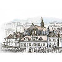 Декор CERSANIT Eifel 350x250 EI2M452