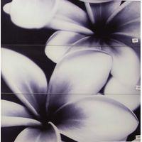 MEI Pret a Porter 750x750 стеклянное Flower grey фиолетовый UG2U093D